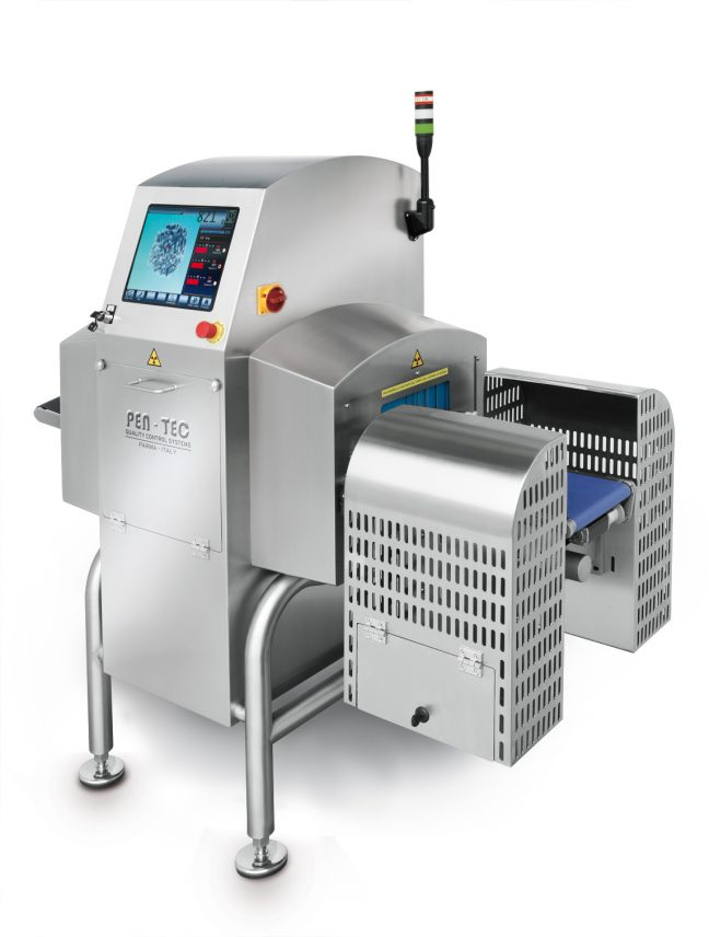 Integrated X-Ray & Checkweigher