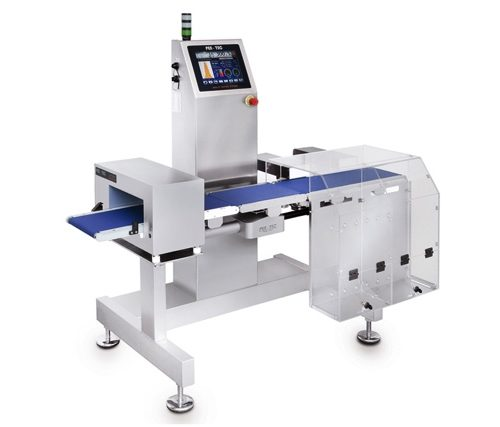 Integrated Metal Detector Checkweigher MHR600C