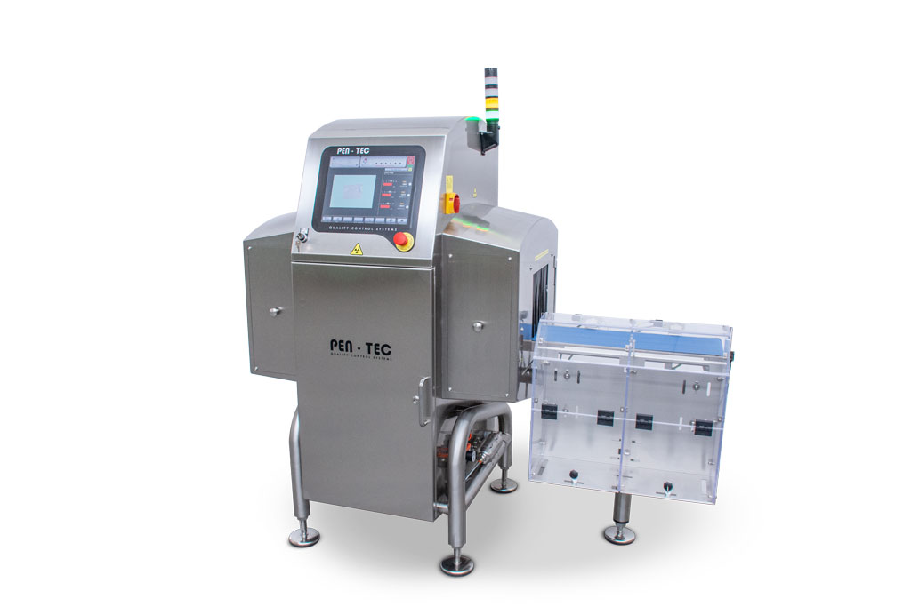 Integrated X Ray Inspection Checkweigher XSR 1200 EL 500