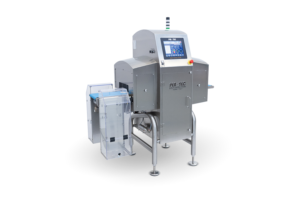 Integrated Metal Detector Checkweigher MHL3200C