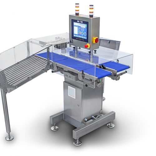 Checkweigher Dual Lane