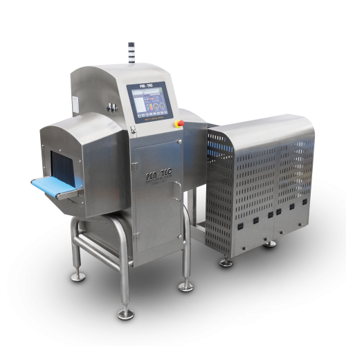 Integrated X-Ray & Checkweigher XBR 6000 EL 400
