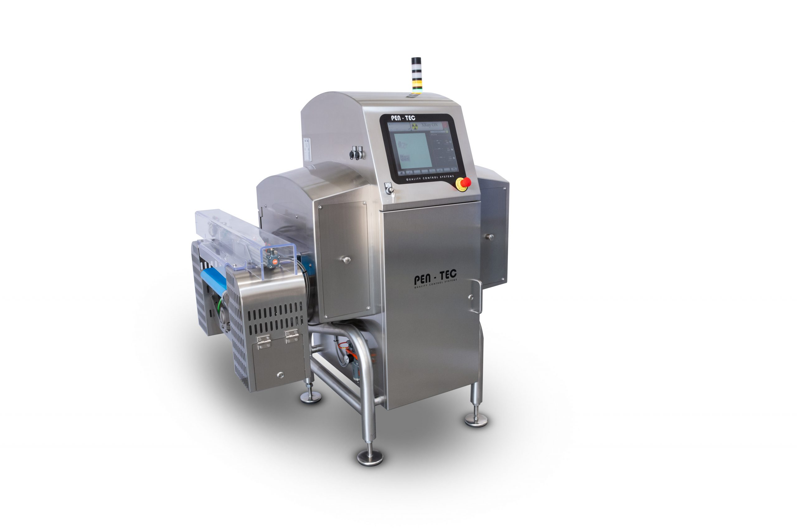 Dual Lane X Ray Inspection System