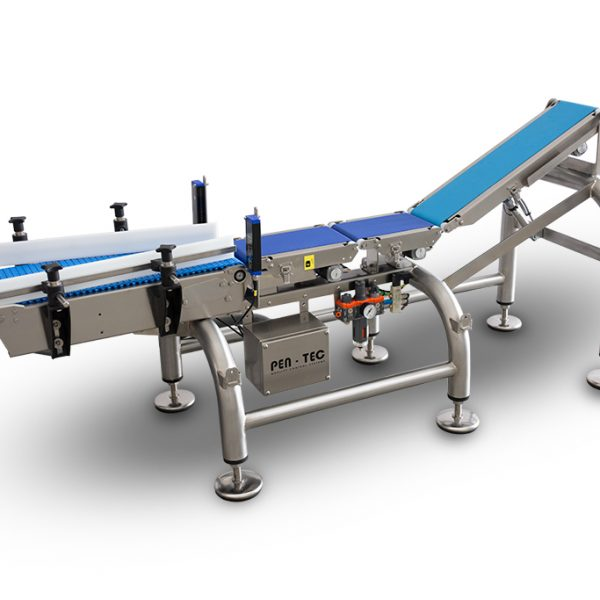 Checkweigher for infusion bags