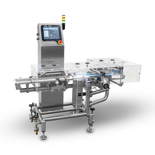 Checkweigher for spray cans for pharmaceutical inhalers