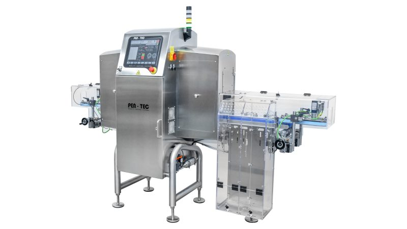 Combi X-Ray Inspection and Checkweigher: news for vertical products